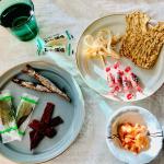 """🍴( ¨̮ )💬株式会社合食様の「おいしい減塩」シリーズ全14品 頂きました𓌈˒˒おいしい減塩シリーズは""""美味しさ""""と""""減塩""""を両立。大人のおつまみや、子ども…のInstagram画像"""