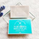 NAMASHEA『ナマシア ボタニカル フェイシャルソープ』を使わせて頂きました💞純度100%の生シアバターで作られたナマシア石けんは、ホイップクリームみたいになめらかでモチモチの濃密泡が魅力…のInstagram画像