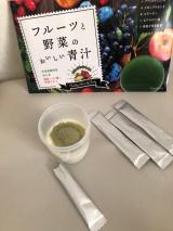 冬の肥満防止にも♡フルーツと野菜のおいしい青汁の画像(6枚目)