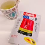玉露園のこんぶ茶✨このこんぶ茶美味しい😍えりは料理できないから普通にこんぶ茶として飲んでるけど公式のインスタには美味しそうな料理のレシピがある🥺…のInstagram画像