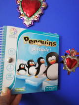 口コミ記事「知育パズル『ペンギンパレード』をお試し」の画像