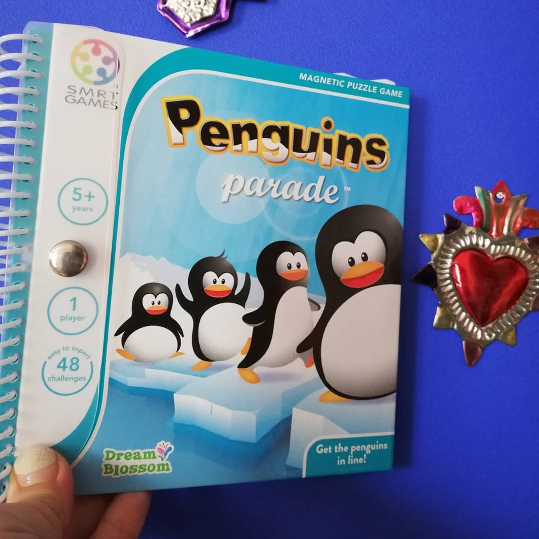 口コミ投稿:株式会社ドリームブロッサムさま『ペンギンパレード』😊🐧💕1人で遊べる脳トレゲームSMR…