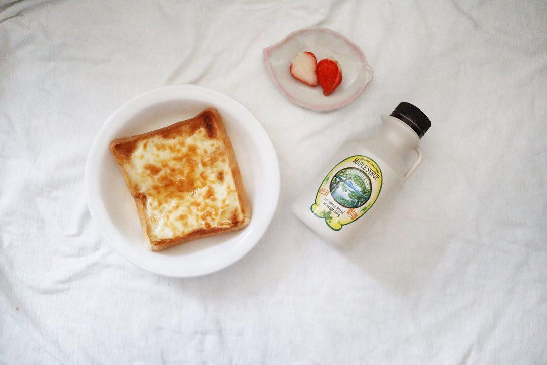 口コミ投稿:.アレガニーズ メープルシロップ ♡カナダグレードA ダークロバストテイスト.チーズ…