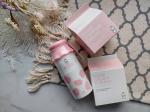 *🦄🦄🦄🦄🦄🦄ピンクのかわいいコスメ🤗💕G9スキンの可愛いピンクシリーズキラ牛乳瓶みたいなデザインは炭酸パッククリーム💕とろとろのクリームがでてしばらくするとシュワシュワし…のInstagram画像
