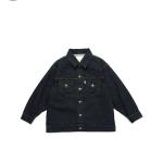 デニムジャケット色が最高❤️カジュアルに着れるものが好き。長く使えるものが好き。#tassac #assacdenim #assacjapan #monipla #tassac_fanのInstagram画像