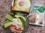 .北海道男爵のポテトサラダお試しさせてもらいました。.朝食にいただきましたー🍴朝食にもう一品欲しいなという時や、おかずにもう一品という時にすごく便利!.お皿に取り分けも楽で…のInstagram画像
