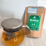 すごく飲みやすいルイボスティーを発見🤭タイガーの生葉ルイボスティー💕茶葉の品評会で最高評価の茶葉✨オーガニック認証取得✨さらに厳選された希少な茶葉✨これらの全てを兼ね備えた茶葉は年…のInstagram画像