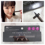 ATSUSHI NAKASHIMA Cosme ニブリクイドアイライナーBK1を使ってみました。落ちない、にじまない、でも肌に優しいを叶えてくれるアイライナーです。硬めの筆で弾力があり…のInstagram画像