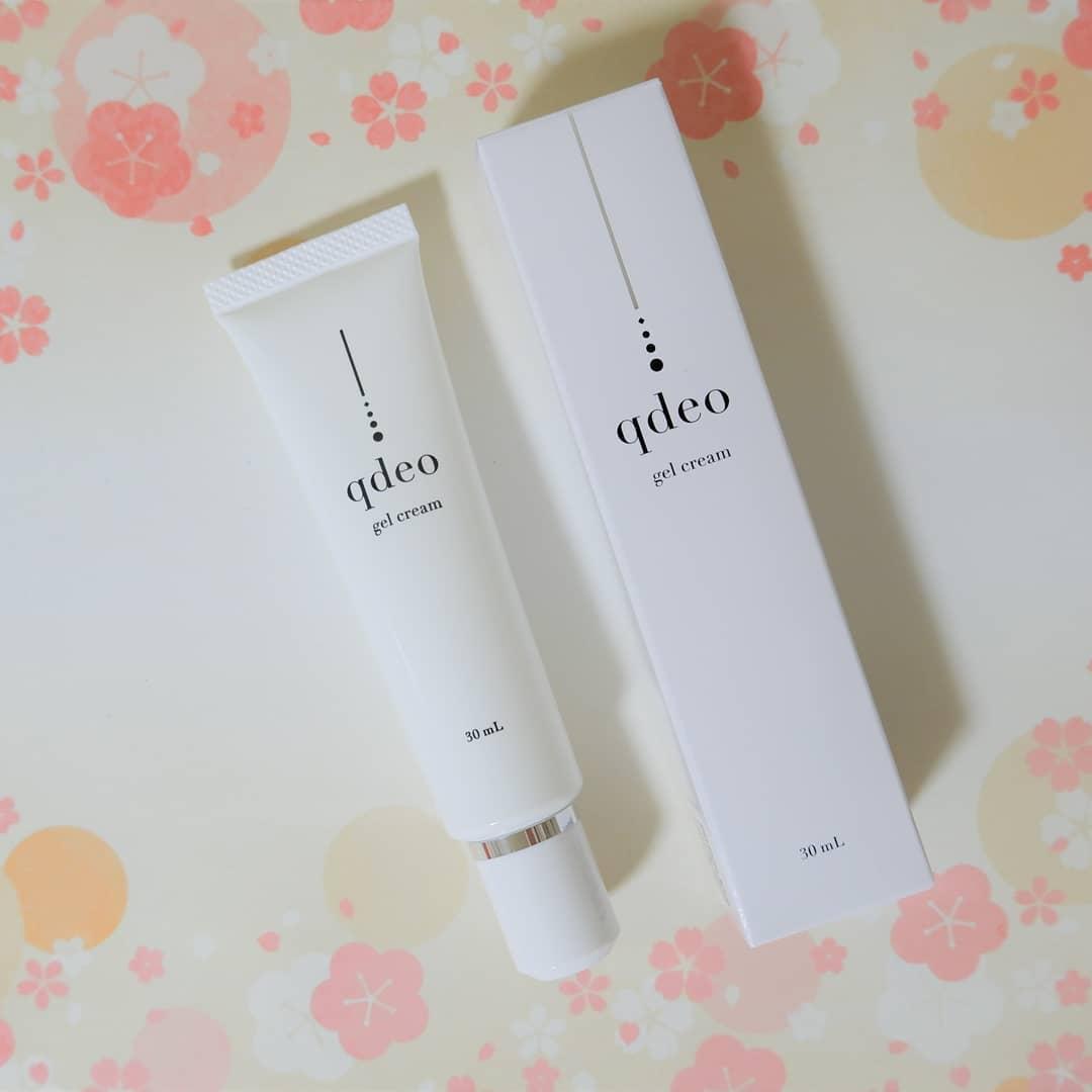 口コミ投稿:肌の消臭・防菌にオススメのデオドラントクリーム「qdeo gel cream(クデオ ジェルク…