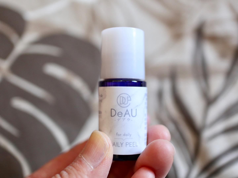 口コミ投稿:DeAU デイリーピール 10mL(お試しサイズ)洗顔後に導入美容液 DeAU デイリーピール …