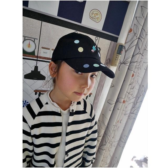 口コミ投稿:@nunodeco_ さんの布デコシールを帽子にペタペタ🧢どうかな似合うかな❓😉#デコ #ヌノデ…