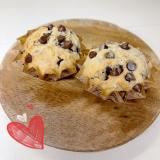 まさママ★クッキング〜バナナ チョコレート ウォルナッツ マフィン編の画像(1枚目)