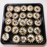 まさママ★クッキング〜バナナ チョコレート ウォルナッツ マフィン編の画像(8枚目)