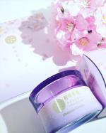 ♪ウェルベスト様の桜咲耶姫モイスチャークリームをお試しさせて頂きました🌸アロマの専門家が開発した桜香るアロマスキンケアで、桜の香りで心もお肌もとても癒せれます🌸贅沢な栄養成分配合(…のInstagram画像
