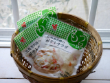 「ヤマザキのポテトサラダで作ったお惣菜パン」の画像(2枚目)