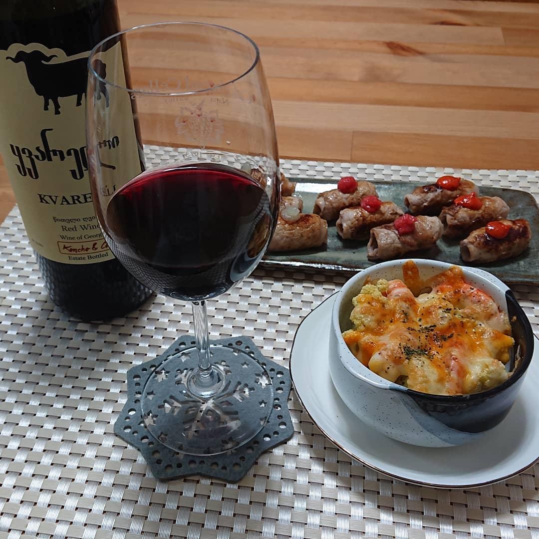口コミ投稿:.昨日ご紹介した #熟成タイプ の #ジョージアワイン 「コンチョ クヴァレリ」ですが…