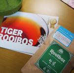 タイガーさんの「生葉ルイボスティー」でゆっくりお茶の時間。ルイボスティーは以前から好きでよく飲んでいるけれど、ここのブランドの物はとっても飲みやすくて美味しいです♪香りや色も良く、お茶を入…のInstagram画像