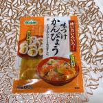 「味つけかんぴょう・しいたけのうま煮セット」袋から出してそのまま使える、味つけのかんぴょうと、椎茸のスライス(。・ω・。)そのまま使えるので、今回はうどんにのせてみました😄とても美…のInstagram画像