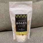 岡山県産の国産小麦を使用の、保存料、着色料不使用の「かりんとう 金ごまわさび味」をいただきました。わさびのつんとした感じはなく、全部が優しい✨とっても美味しかったです。体に…のInstagram画像