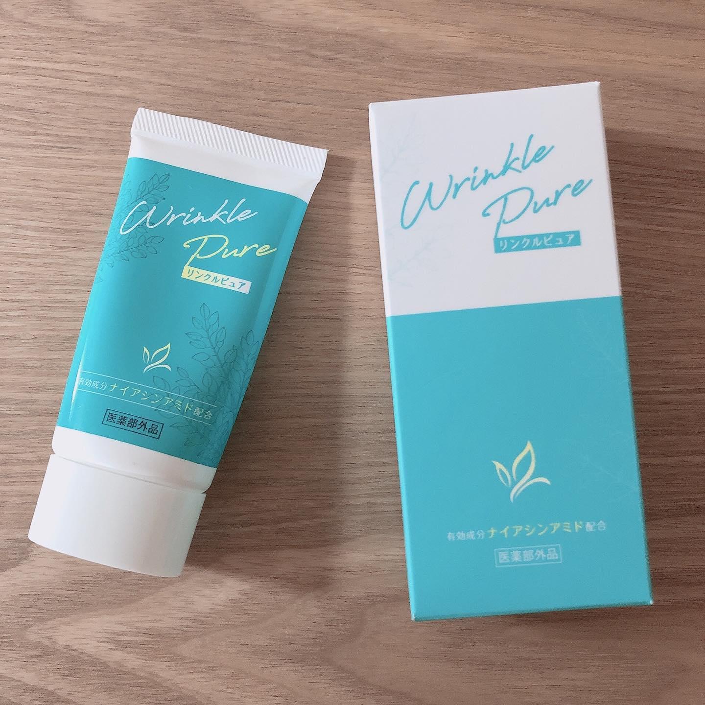 口コミ投稿:🌱🎀リンクルピュア(Wrinkle Pure)話題の有効成分「ナイアシンアミド」配合の医薬部…