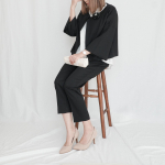.これから迎える【入園・入学・卒園・卒業】にぴったり! @nissen_ladies_official さまのフォーマルコーデ𓇥 ֒☑︎ レースブラウステーパードパ…のInstagram画像