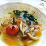 #モーニングスープ#5yearsago #いまも変わらない#スープ生活継続中 #おうちごはんlover .....#monmarche #野菜をMOTTO #野…のInstagram画像