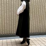 今回はニッセンのジャンスカ風ドッキングワンピースアンサンブルのモニターが当たりました⭐️とにかく着心地が良い👌ワンピースだけでも着られて、襟と袖は白でくっついてるんだけど、ジャンスカ風にな…のInstagram画像
