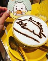 「ぐでたまカフェ※現在はマイメロカフェらしいw」の画像(4枚目)