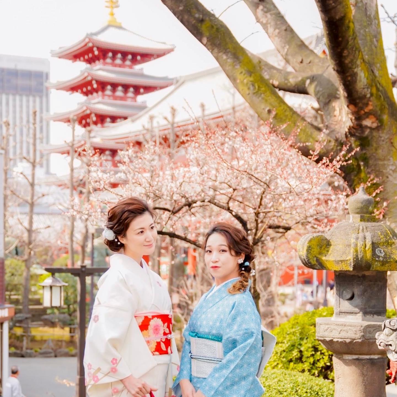 口コミ投稿:Japan where the cherry blossoms have begun to bloom is even more beautiful🌸Take…