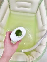 「新生児から使える優しい入浴剤アトピタ生後11ヶ月のお風呂事情」の画像(3枚目)