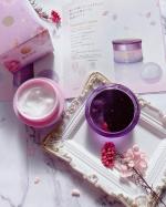 ..🍒アロマの専門家が開発した桜🌸香るアロマスキンケア🍒.先日もご紹介させて頂きました\ 🌸桜咲耶姫 (さくらさくやひめ)🌸 /.のモイスチャークリーム💁🏼♀️💕…のInstagram画像