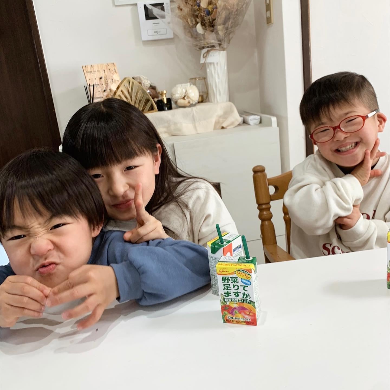 口コミ投稿:👧🏼👦🏼👦🏼今、絶頂に野菜嫌いな和空🙄全く食べてくれんの。やけ、幼稚園も給食の日はいき…