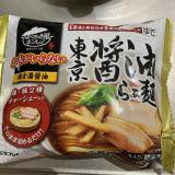 【キンレイ】新商品「お水がいらない 東京醤油らぁ麺」を食べてみましたの画像(1枚目)