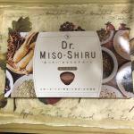 Dr.味噌汁が届きました。医師と共同開発したダイエットのお味噌汁です。燃焼成分の黒生姜、アメリカで肥満治療に使用のダイエット成分GLP_1、300億個の乳酸菌、7種の穀物麹、食物繊維、高麗人参…のInstagram画像