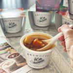 ____@monmarche_official 大きなお野菜たっぷり♪野菜を食べるレンジカップスープが届いたよ❁ 本格的な味わいがレンジでたった1分!おうちでゆ…のInstagram画像