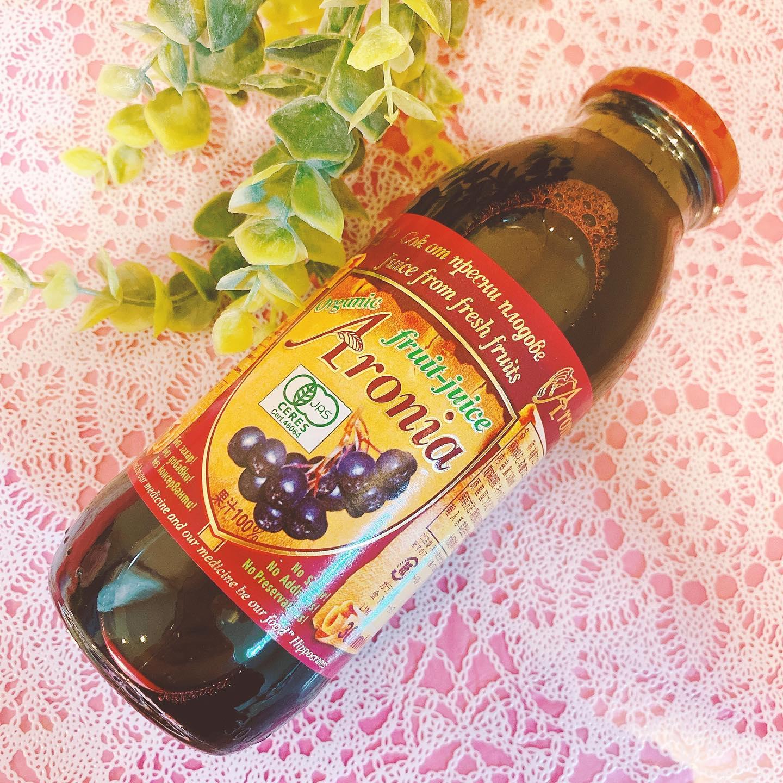 口コミ投稿:**ケフィアのパイオニア中垣技術事務所さまの【有機アロニア100%果汁】をお試しさ…