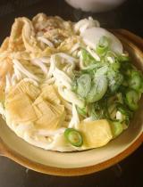 なべやき屋 キンレイ 京風お出汁のおうどんの画像(9枚目)