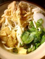 なべやき屋 キンレイ 京風お出汁のおうどんの画像(4枚目)