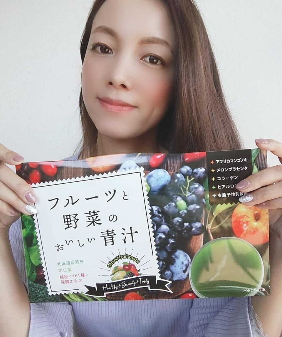 フルーツと野菜のおいしい青汁の口コミ:yu-yu15さんの画像
