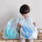 ❁@lohaco.jp × @askul_official アイテムで見つけたエシカルでサスティナブルなレジ袋にマイバッグを切り替えてみました🥰・お散歩ついでの買い物の時とか子…のInstagram画像