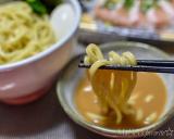 「家族で食べよう!新商品「豚骨魚介つけ麺」」の画像(13枚目)