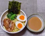 「家族で食べよう!新商品「豚骨魚介つけ麺」」の画像(12枚目)