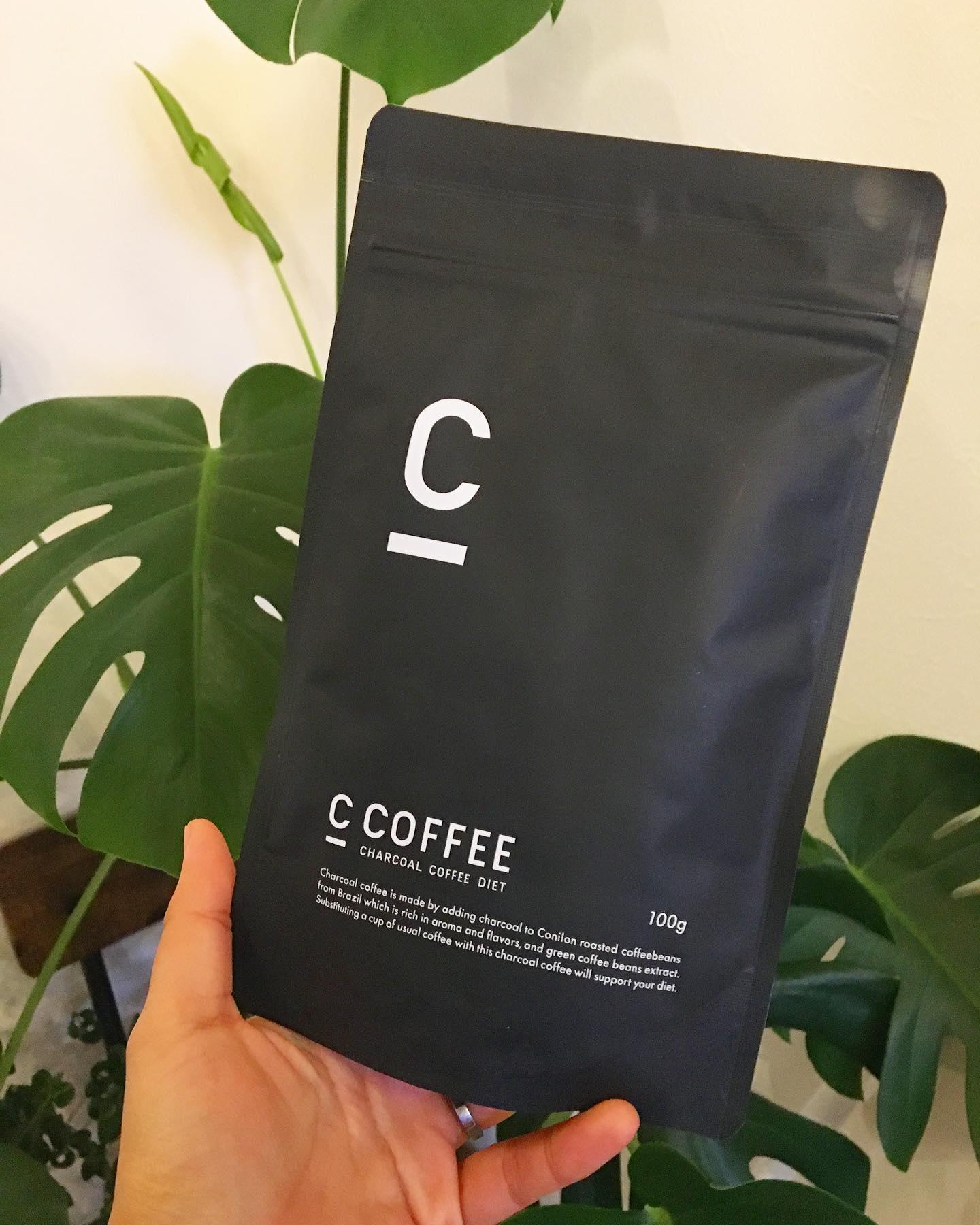 口コミ投稿:C Coffeeチャコールコーヒーダイエットのモニター案件です💙毎日一杯のコーヒーを『C_…