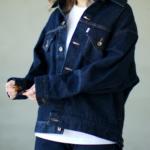 まだ肌寒い春、こんなジャケットがほしいなぁ#tassac #assacdenim #assacjapan #monipla #tassac_fanのInstagram画像