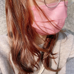 ̄ ̄ ̄ ̄ ̄ ̄𓇬𓂂𓈒✔︎ SPUN MASK(スパンマスク)スパンレース不織布カラーマスク 7枚入___🌈 @isdg_japan ..かわいいマスクで お散歩(ง˘ω˘)ว3層…のInstagram画像
