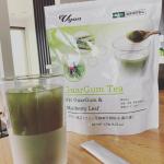 グァー豆茶🍵水溶性食物繊維がたっぷりと含まれるノンカフェイン茶。・毎日すっきりしたい・肌荒れなどが気になる・季節の変り目に体調の変化が起きやすいて人におすすめ☺️しかも…のInstagram画像