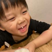 「お米大好き姉弟」▶ごはん彩々「お米を食べている笑顔写真」募集!/第2弾の投稿画像