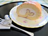 ロールケーキ作りましたの画像(15枚目)