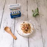 ホームメイド・ケフィア作ってみました。酵母と乳酸菌の共生で作る、ヨーグルトを超えた美味しさ、ホームメイド・ケフィア。コーカサス地方の伝統の健康食発酵乳のケフィア。こちらの箱に10包入ってま…のInstagram画像