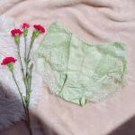 ̄ ̄ ̄ ̄ ̄ ̄𓇬𓂂𓈒エクサブラ( @exabra_online )のショーツを愛用中です💖..かわいいショーツ3種🐰🤍▫️エクサショーツ・マイクロ▫️マイクロ糸を使用していて…のInstagram画像